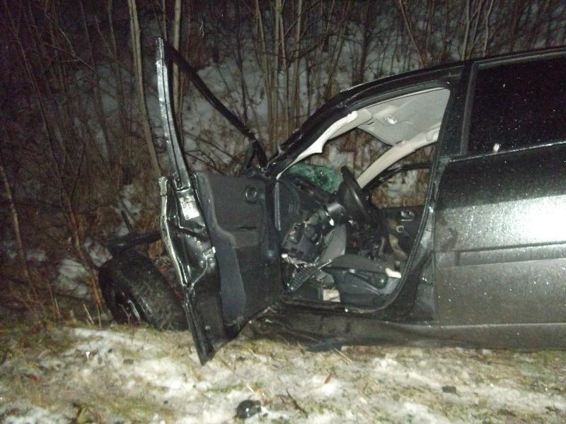 На Серовском тракте в ДТП погибли три человека