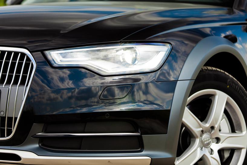 Audi A6 Allroad: теряя корни