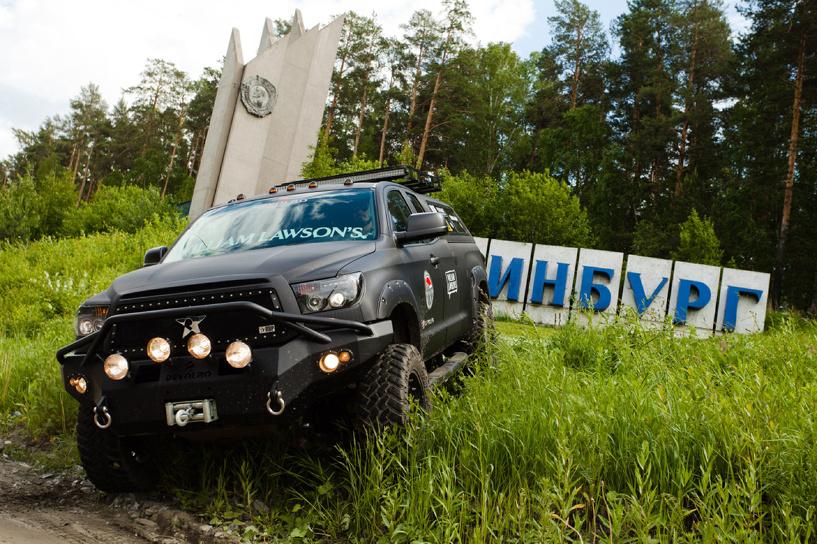 Влад Минин и Toyota DEVOLRO: «На Урале очень хорошие дороги»