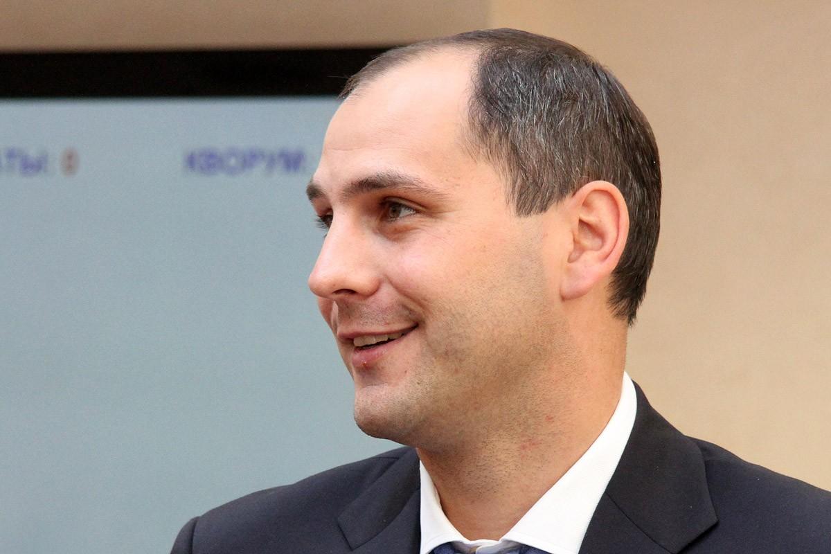 Паслер займет кресло Багарякова в КРСУ