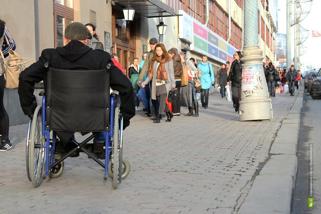 Екатеринбуржец придумал банковский сервис для инвалидов