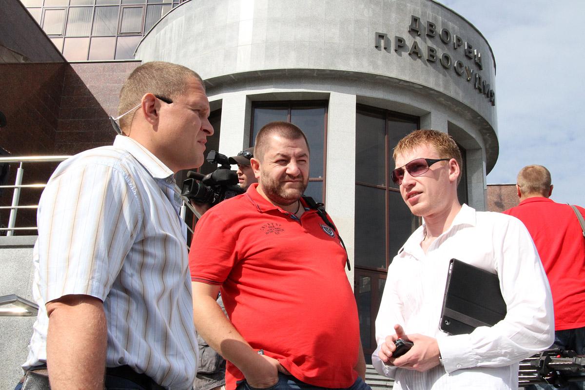 Полицейские Нижнего Тагила пришли за свидетелем по делу Бычкова