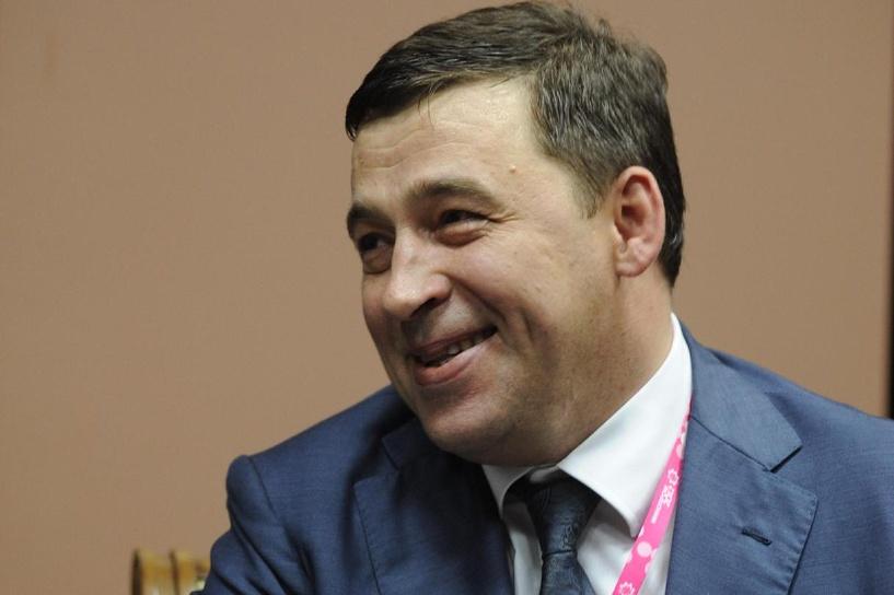Евгений Куйвашев «подрос» в рейтинге эффективности губернаторов