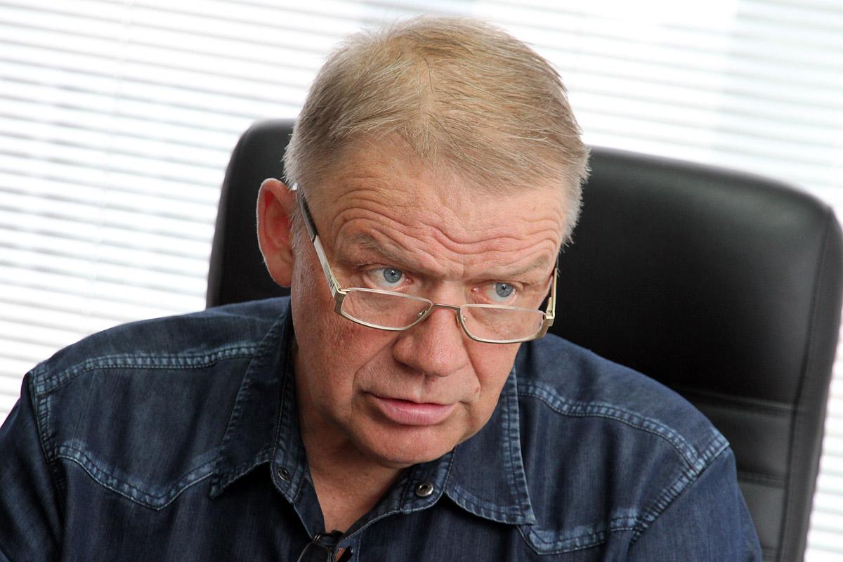 Сергей Алейников: «Михаил Вяткин должен подготовить себе смену»