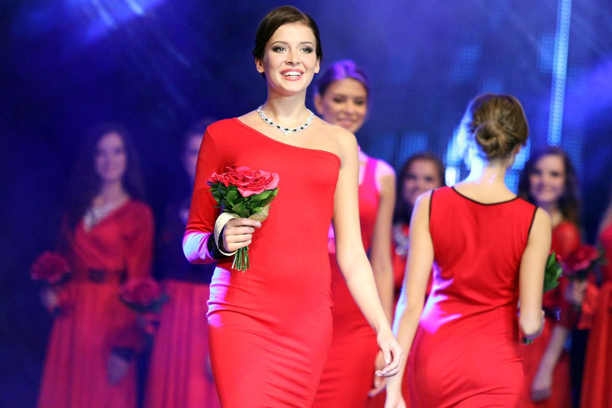 Мисс Екатеринбург — 2014: «Я всегда знала, что корона будет моей»
