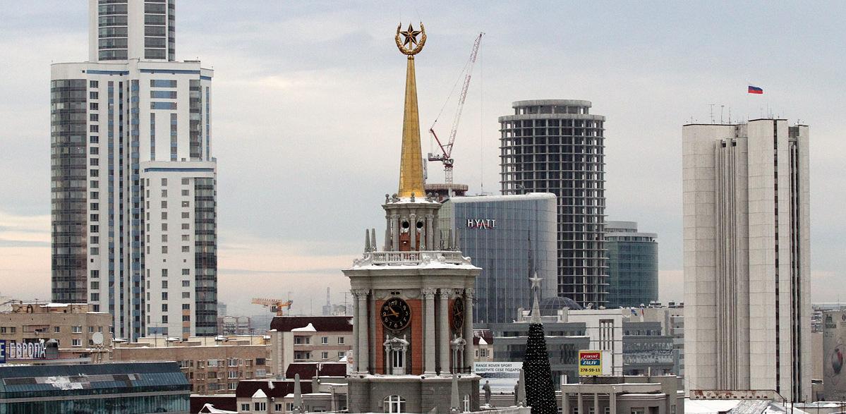 Илья Варламов: главная цель Екатеринбурга — не выделяться и не высовываться