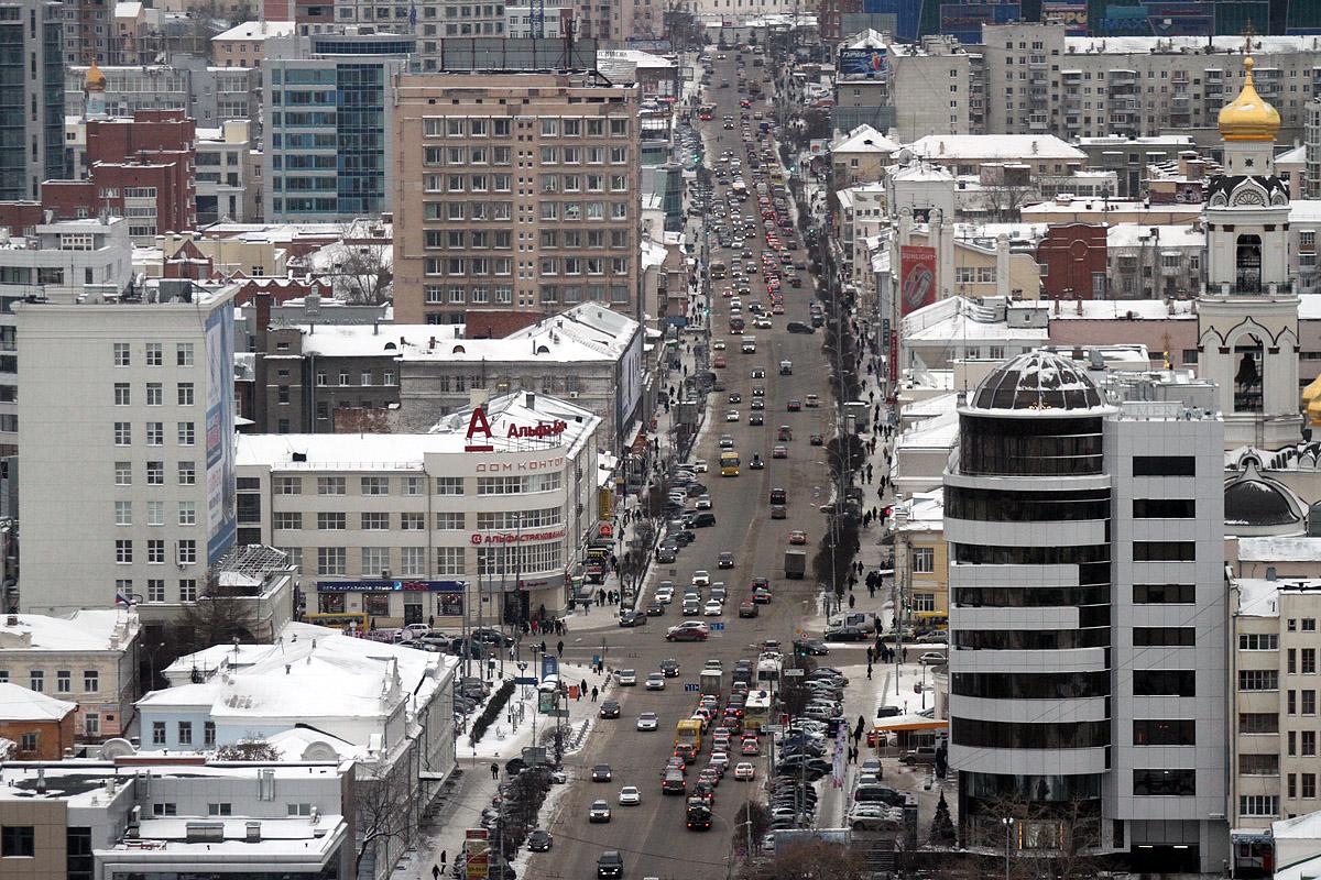 Наслаждаемся: на три дня из центра города исчезли рекламные растяжки