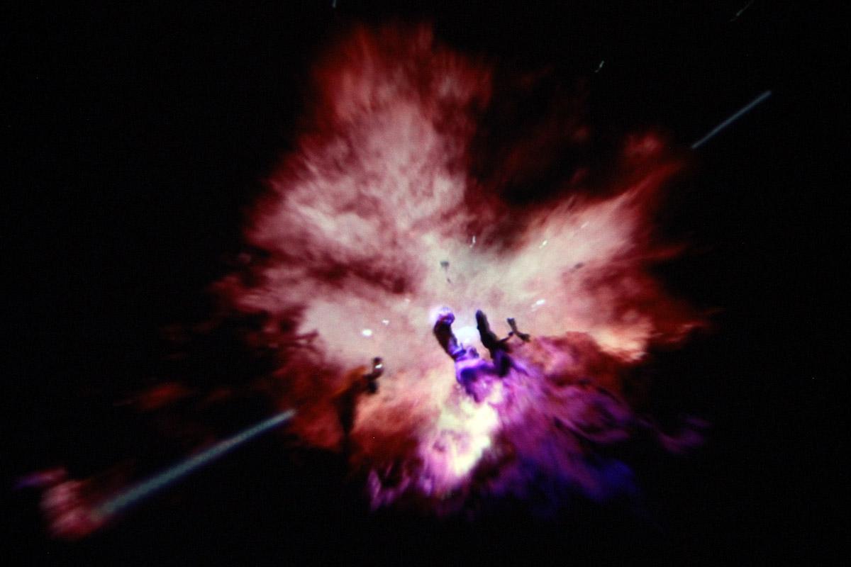 Такого вы еще не видели. Межгалактические взрывы в первом цифровом планетарии Екатеринбурга