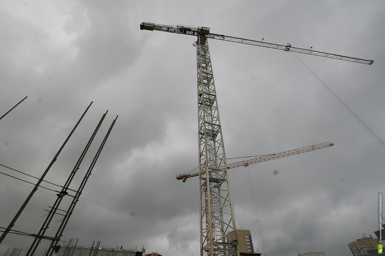 На Широкой Речке началось строительство дома для обманутых дольщиков