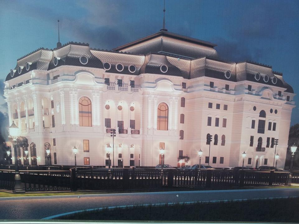 УГМК начала строить театр в Верхней Пышме