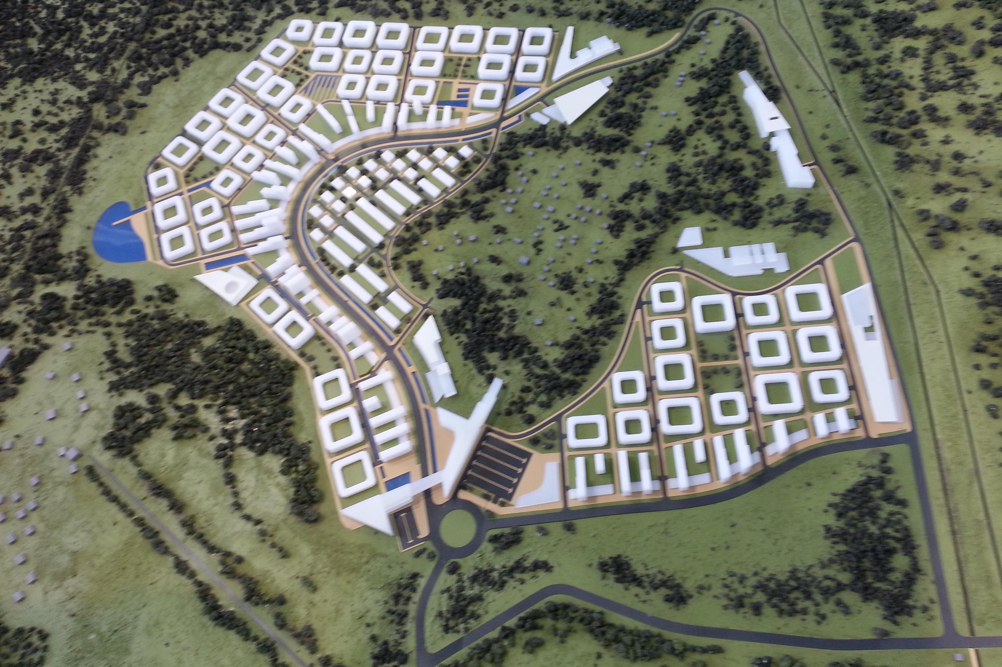 Доступное жилье для жителей Екатеринбурга построят под Первоуральском