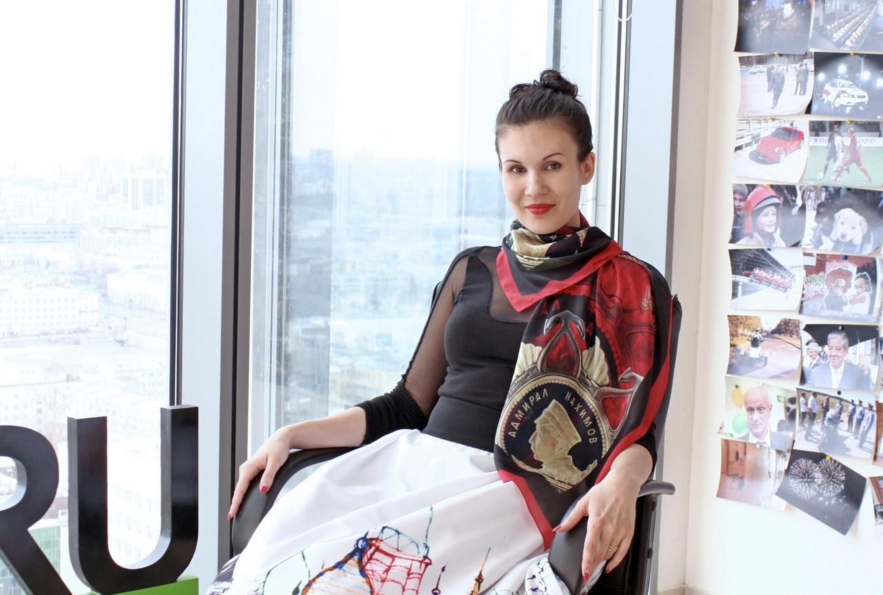 Нина Ручкина, дизайнер: «Успокойтесь, печатать ордена на трусах я не собираюсь!»