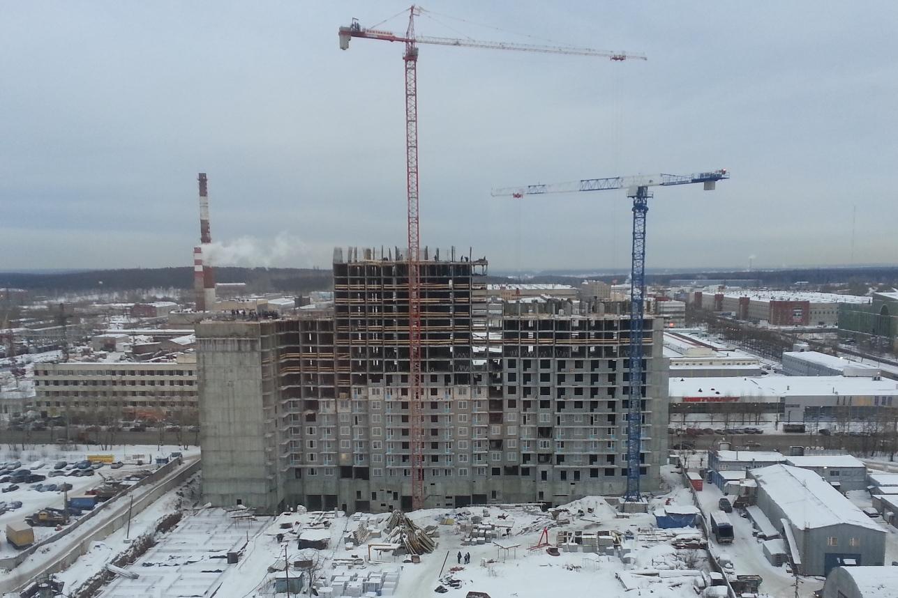 Рейтинг 66.ru: 7 самых ожидаемых строек Екатеринбурга в 2014 году