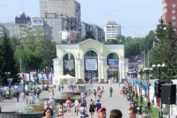 Парк Маяковского разделят на тематические зоны