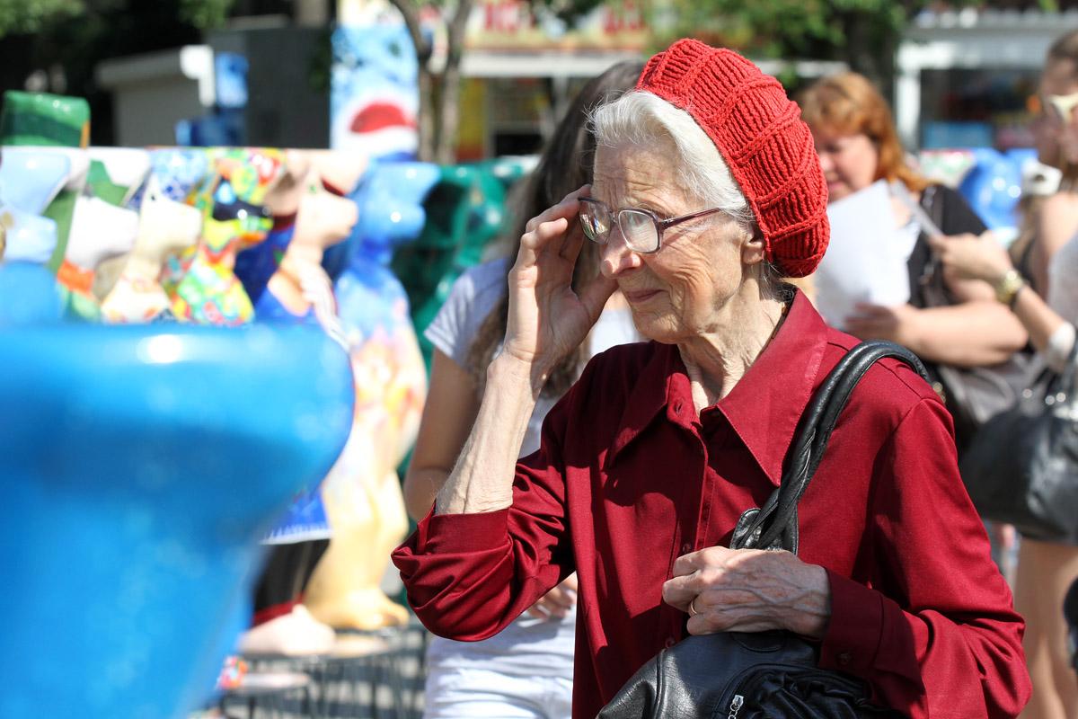 Свердловских бабушек научат запоминать, чтобы не забывать