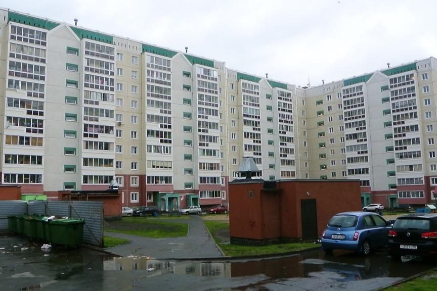 Добились угрозами: жильцы заставили УК начать ремонт в доме на Елизавете