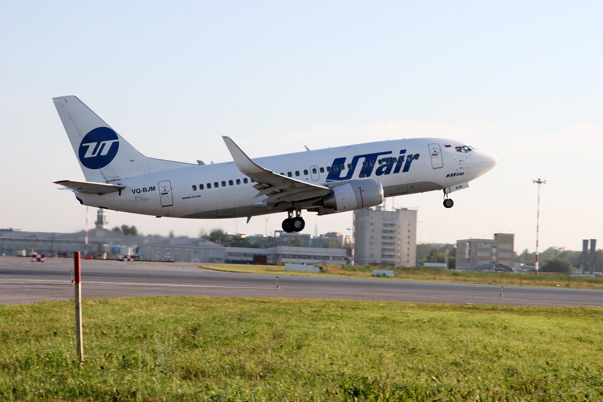 UTair потребовал от «Южного креста» 306 миллионов рублей