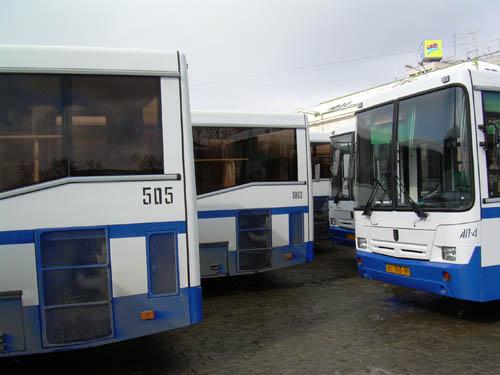 В выходные автобусы №18, 54 и 76 не поедут по маршруту