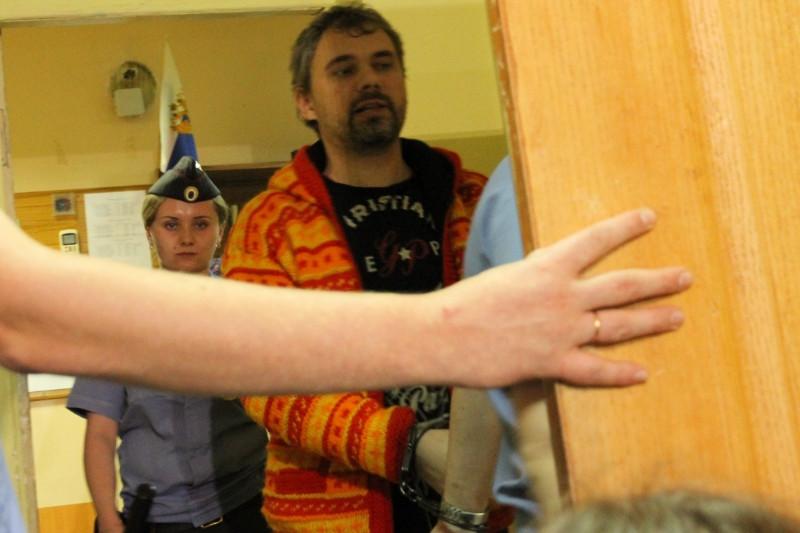 Лошагин: «Настроение рабочее». Фотограф рассказал об условиях содержания в СИЗО