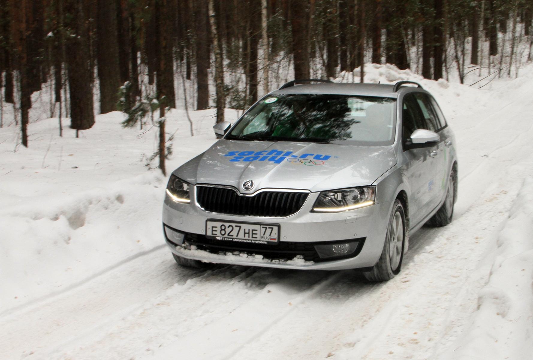 Загребая четырьмя: мучаем полноприводную Skoda Octavia уральским снегом