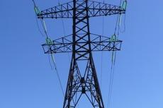 В поселке Свердловской области отключили электричество