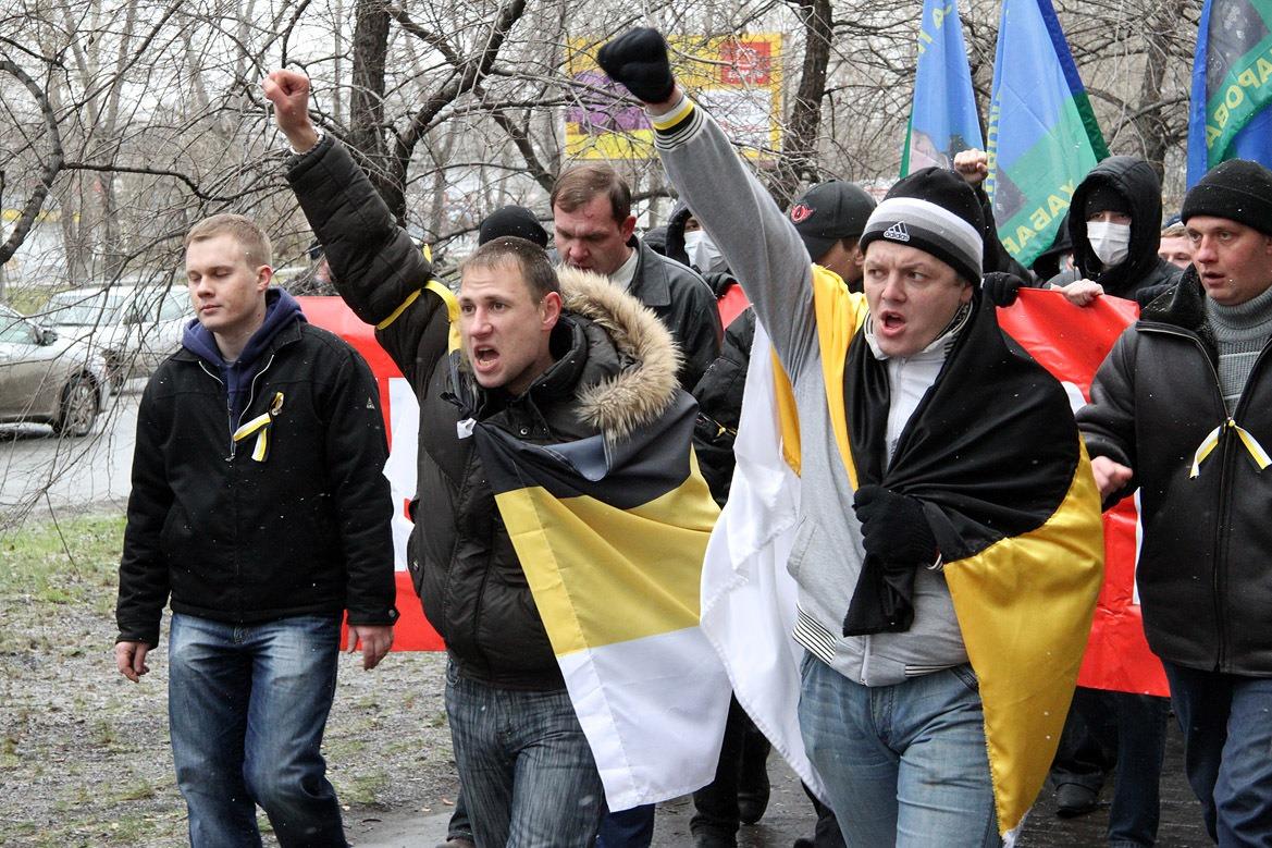 Мэрия запретила «Русский марш» в центре Екатеринбурга