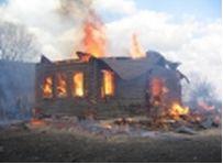 Под Алапаевском сгорели четыре частных дома
