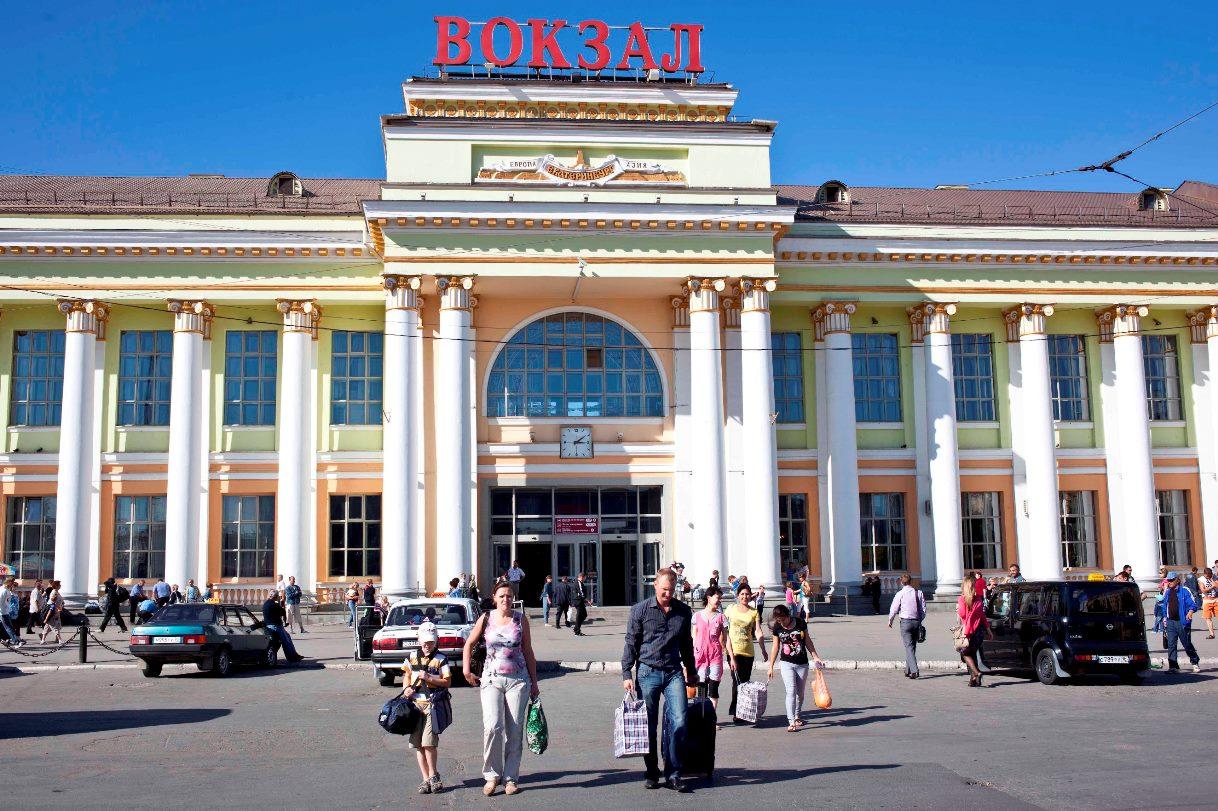 Неизвестный сообщил, что три вокзала Екатеринбурга заминированы