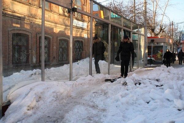 К середине недели в Екатеринбурге потеплеет до нуля