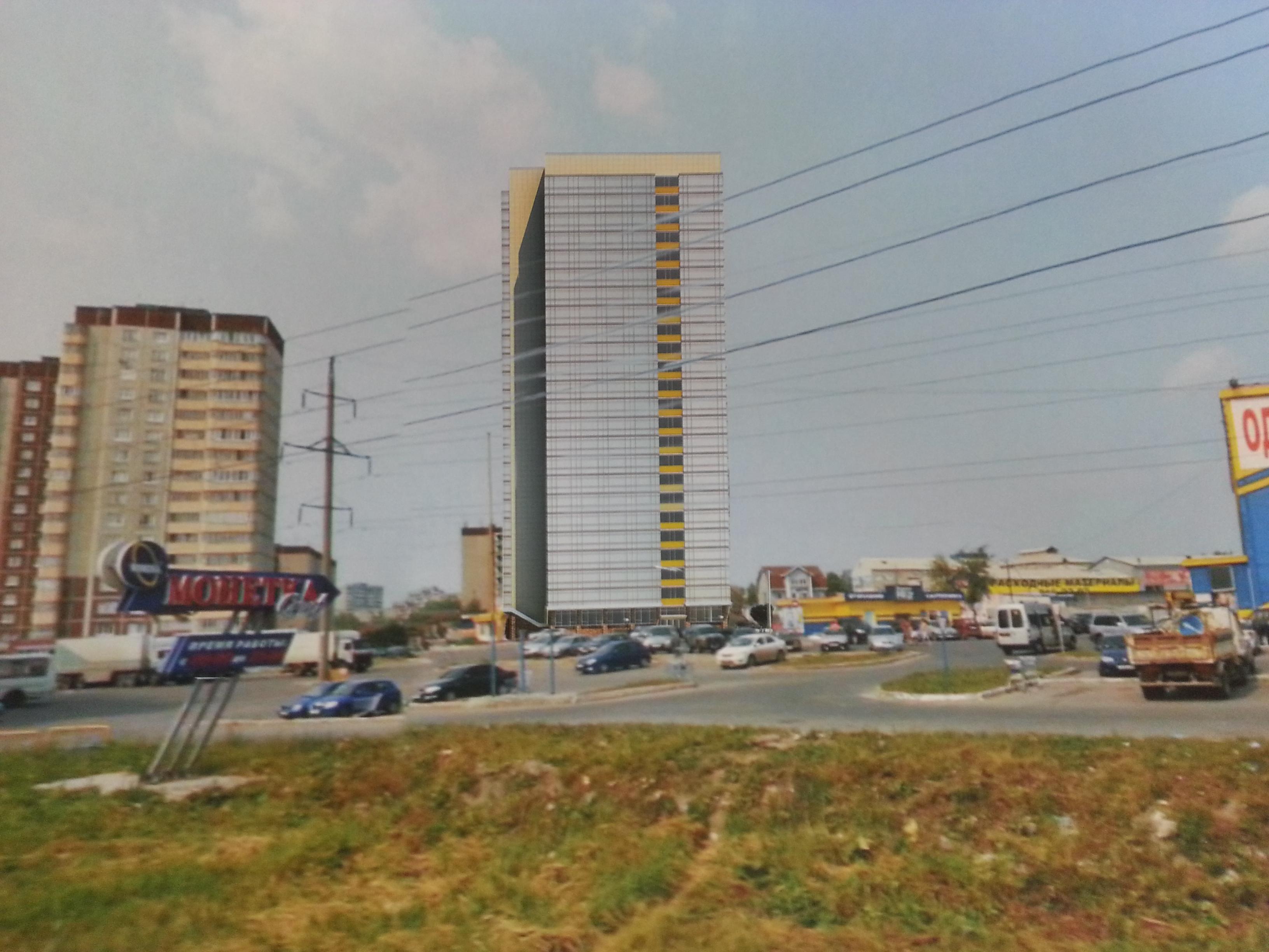 На ЖБИ пришьют кобыле хвост — построят гостиницу на 600 номеров