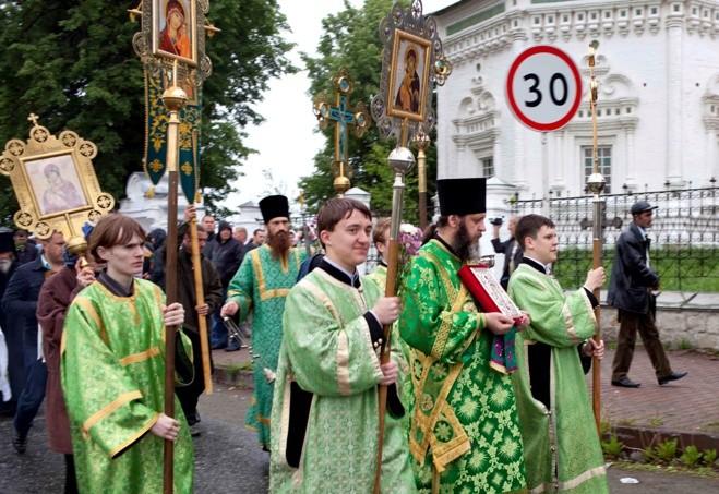 Крещение Руси Екатеринбург отметит семейным марафоном