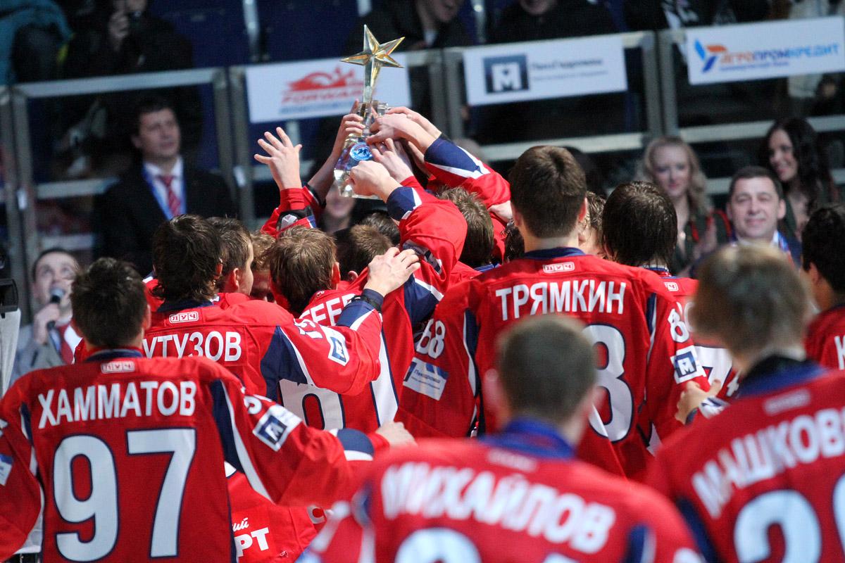 Команда «Востока» завоевала «Кубок вызова» в Екатеринбурге