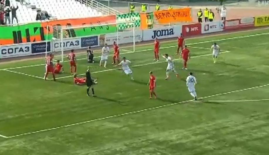 Долгожданная победа: «Урал» обыграл на выезде «Уфу»