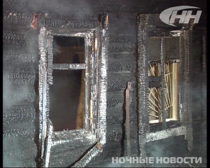 При пожаре в Березовском погибла 18-летняя девушка