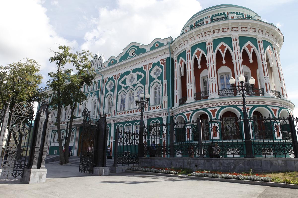 Дом Севастьянова открыли для пионеров и пенсионеров