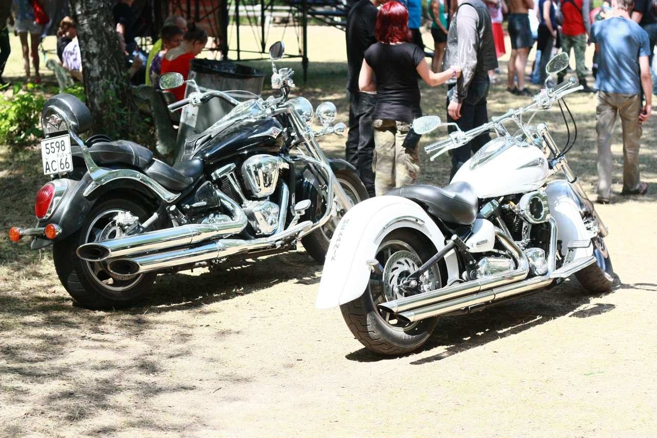 ГИБДД и «Черные ножи» объединились в борьбе с мотоциклистами-нарушителями