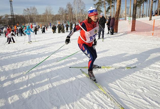 Лыжи и шапочка вместо Е-карты: кондукторы не возьмут денег с участников «Лыжни России»