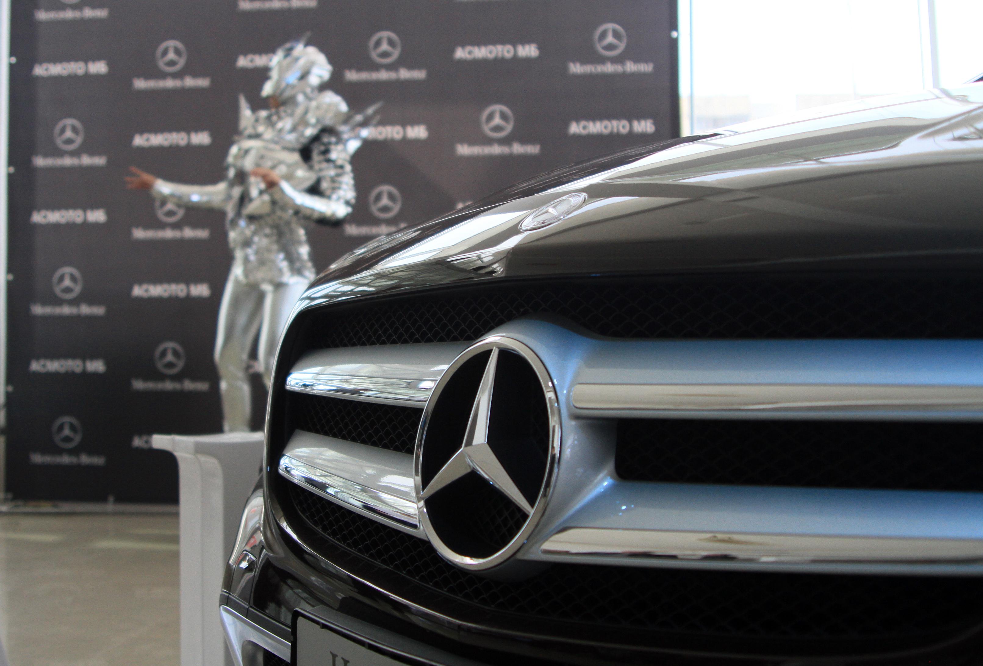 Почти как флагман: в Екатеринбурге презентовали новый Mercedes-Benz C-класса