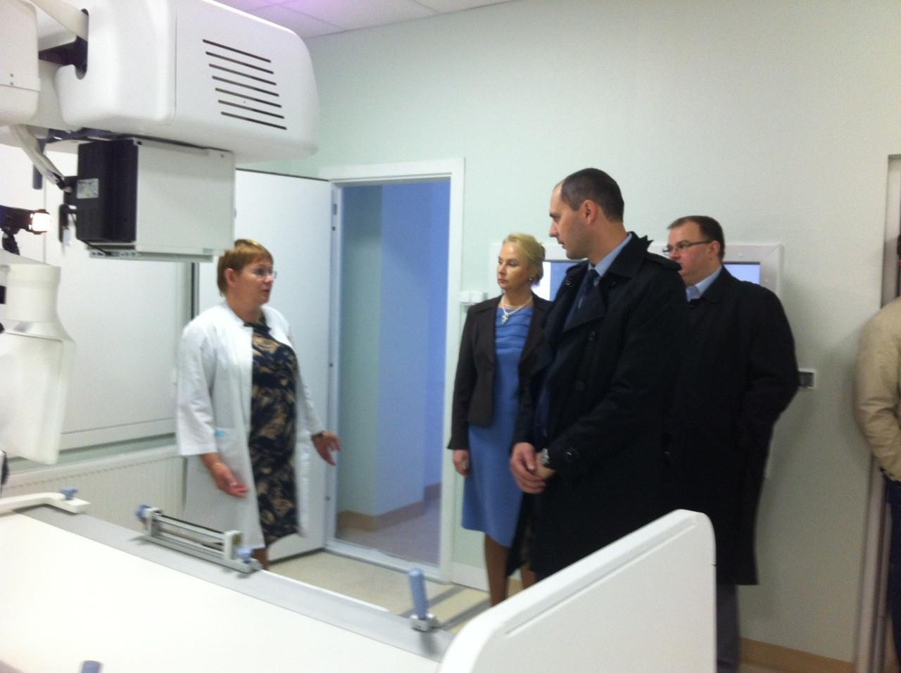 В середине октября в Екатеринбурге откроют противотуберкулезный диспансер