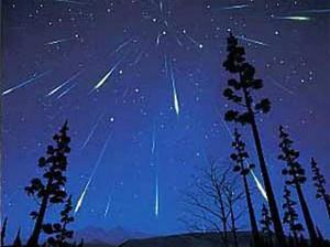Астрономы ожидают в ночь на понедельник падение Леонидов