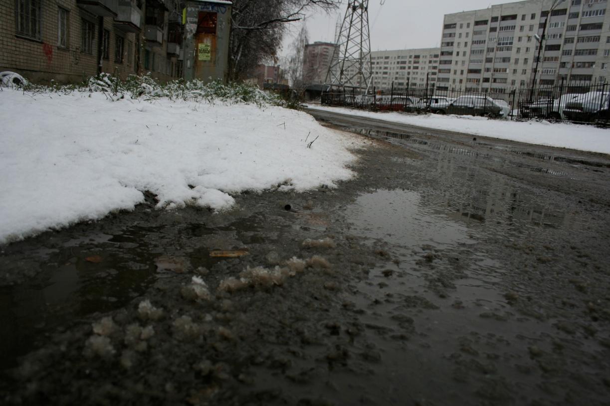 Лужи и слякоть: в Екатеринбурге ожидаются дождливые выходные
