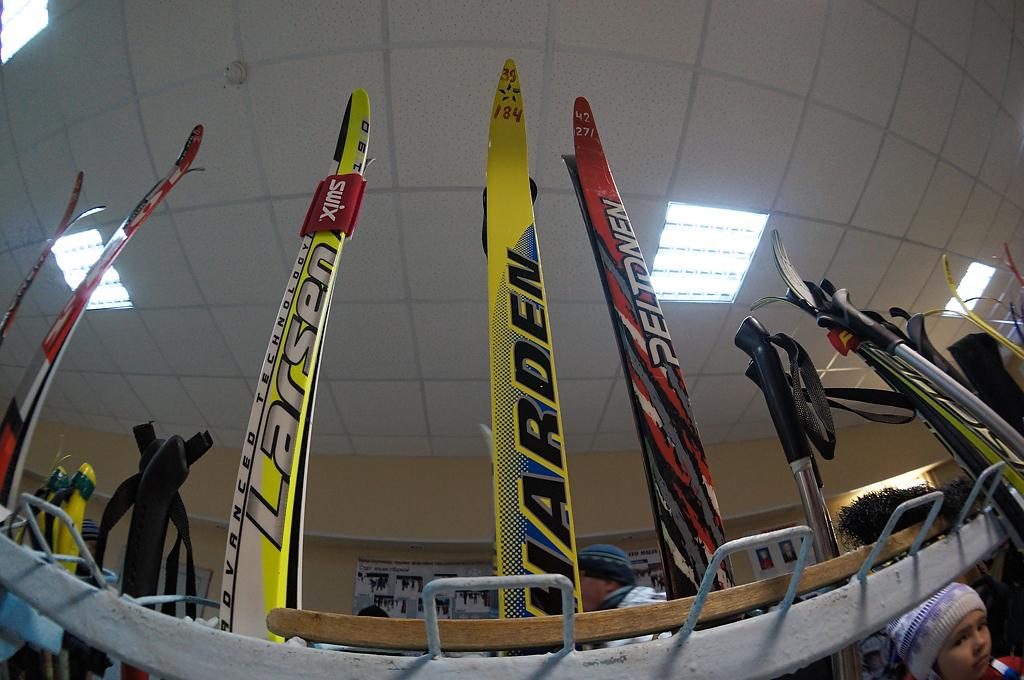 В каждом районе Екатеринбурга появятся быстровозводимые лыжные базы