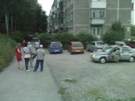 В Первоуральске таксист сбил пенсионерку и уехал
