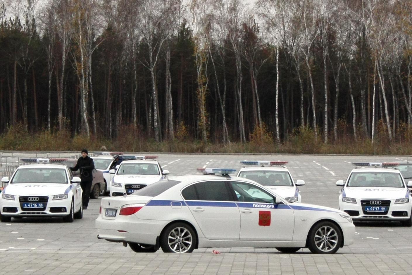 В Березовском полиция ищет похищенного ребенка