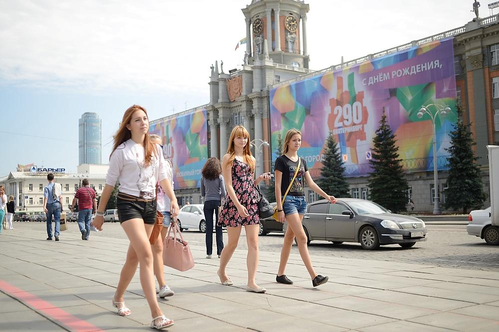 Гуляем досыта: в День города автобусы развезут екатеринбуржцев после салюта