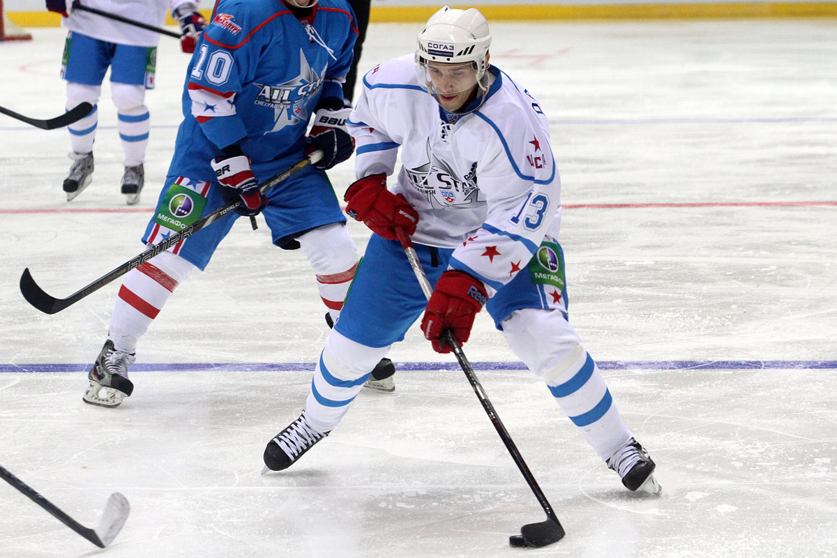 Из НХЛ в НХЛ: Павел Дацюк сыграет в хоккей в Екатеринбурге