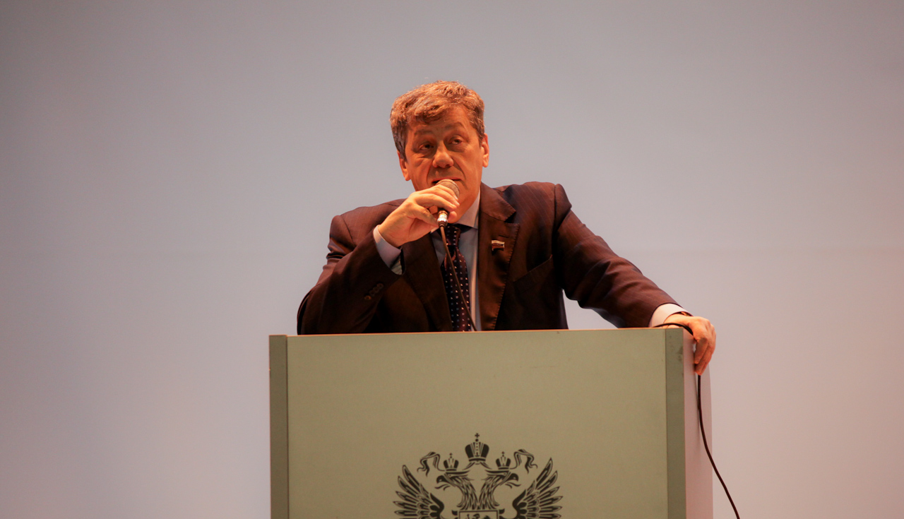 Аркадий Чернецкий: «Если выиграем «Экспо-2020», городу нужен будет один глава»