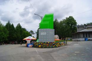 В Екатеринбурге откроют памятник технологическому прогрессу