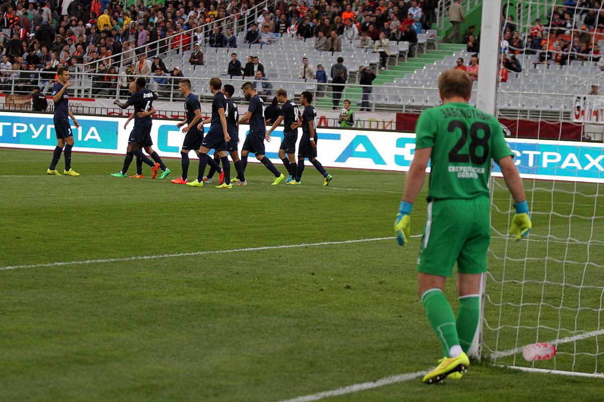 Поражение от «Мордовии»: самоуверенность «Урала» охладили тремя голами