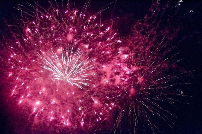Жители Земли встретили новый год! Первыми в 2015 году очутились рождественские островитяне